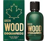 Dsquared2 Green Wood toaletní voda pro muže 100 ml