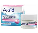 Astrid Aqua Biotic denní a noční krém pro suchou a citlivou pleť 50 ml