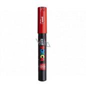 Posca Univerzální akrylátový popisovač 0,7 mm Červená