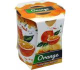 Admit Verona Orange - Pomeranč vonná svíčka ve skle 90 g
