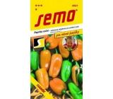 Semo Paprika roční zeleninová, lahůdková Hamík 30 semen