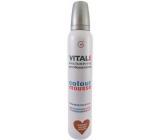 Vitale Exclusively Professional barvící pěnové tužidlo s vitaminem E Chestnut - Kaštanová 200 ml