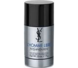 Yves Saint Laurent L Homme Libre deodorant stick pro muže 75 ml