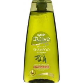 Dalan d Olive Oil s olivovým olejem šampon na vlasy 400 ml