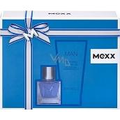 Mexx Man toaletní voda 30 ml + sprchový gel 50 ml dárková sada
