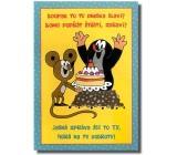 Albi Hrací přání k narozeninám Narozeninový krteček Toy Invention Toy Box