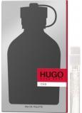 DÁREK Hugo Boss Hugo Iced toaletní voda pro muže 1,5 ml, Vialka