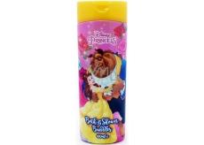 Disney Princess Kráska a zvíře sprchový a koupelový gel pro děti 400 ml