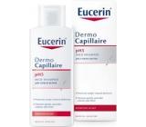 Eucerin DermoCapillaire pH5 šampon na vlasy pro citlivou pokožku 2 x 250 ml, duopack