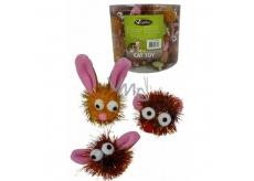 Papillon Hračky pro kočky - veselý obličej 3,5 cm