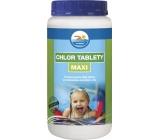 Probazen Chlor tablety Maxi přípravek pro úpravu vody v bazénech 1 kg