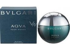 Bvlgari Aqva pour Homme toaletní voda pro muže 50 ml
