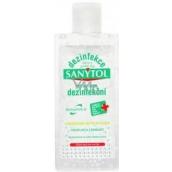 Sanytol Dezinfekce dezinfekční gel na ruce 75 ml