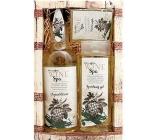 Bohemia Vinná kosmetika Wine Spa Hroznový olej a extrakt z vinné révy Sprchový gel 250 ml + Olejová lázeň 500 ml + Toaletní mýdlo 70 g, kosmetická sada