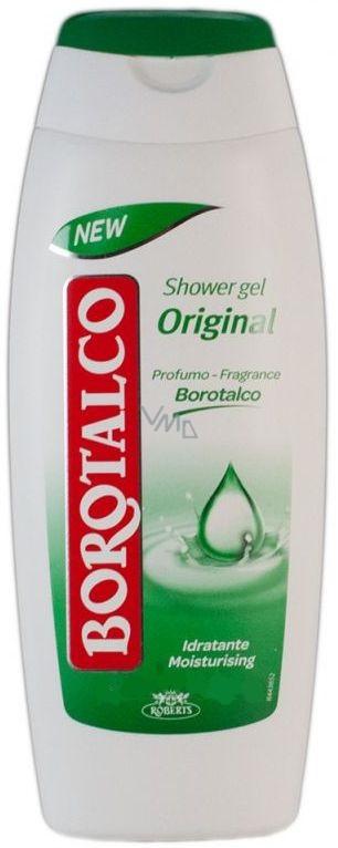 Borotalco Original sprchový gel hydratační unisex 250 ml