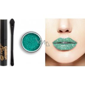 Glitter Lips dlouhotrvající lesk na rty se třpytkami Mind Condition 3,5 ml