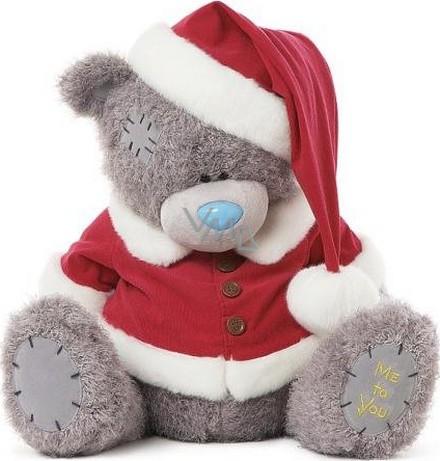 Me to You Medvídek Santa 44 cm