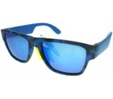 Dudes & Dudettes kategorie 3 sluneční brýle pro děti JK444 modré