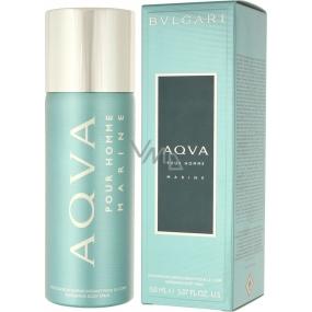 Bvlgari Aqva pour Homme Marine deodorant sprej 150 ml
