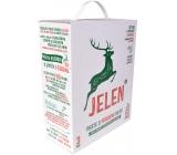 Jelen mýdlový prací prášek krabice 60 dávek 3 kg