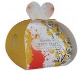 English Soap Cínie & Bílý cedr Přírodní parfémované mýdlo s bambuckým máslem 3x20g