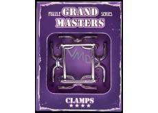 Albi Grand Masters kovový hlavolam - Clamps 4/4