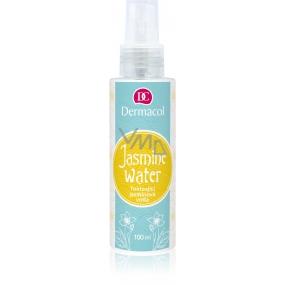 DÁREK Dermacol Jasmine Water tonizující jasmínová voda 100 ml