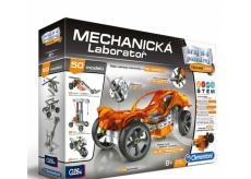 Albi Mechanická laboratoř kreativní sada k sestavení až 50 různých modelů věk 8+