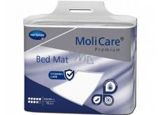 MoliCare Bed Mat 60 x 90 cm, 9 kapek podložky pro ochranu lůžka a ložního prádla 15 kusů