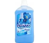 Quanto Fresh koncentrovaná aviváž prostředek na zjemnění prádla a snadné žehlení 2 l