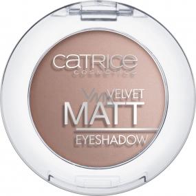 Catrice Velvet Matt Eyeshadow oční stíny 070 Princess Mattleine 2,9 g