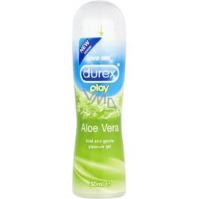 Durex Play Aloe Vera lubrikační gel s pumpičkou 50 ml