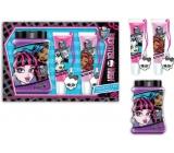 Mattel Monster Hight sprchový gel 75 ml + 2x lesk na rty 7ml, kosmetická sada