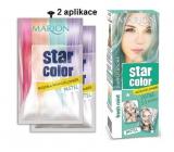Marion Star Color smývatelná barva na vlasy Fresh Min 2 x 35 ml