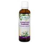 Dr. Popov Kopretina Řimbaba (Řimbaba obecná), originální bylinné kapky pro uvolnění při migrenózních stavech a snadnější relaxaci doplněk stravy 50 ml
