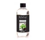 Millefiori Milano Natural White Mint & Tonka - Bílá máta a tonkové boby Náplň difuzéru pro vonná stébla 250 ml