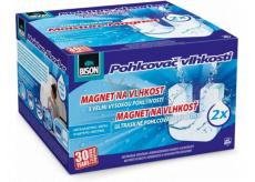 Bison Air Max Moisture Absorber Magnet na vlhkost pohlcovač vlhkosti náplň 2 x 450 g