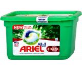 Ariel All in 1 Pods Extra Clean Power gelové kapsle univerzální na praní 12 kusů 326,4 g