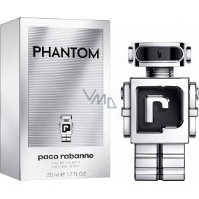 Paco Rabane Phantom toaletní voda pro muže 50 ml