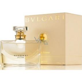 Bvlgari pour Femme parfémovaná voda 50 ml