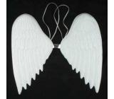 Andělská křídla plastová 36 cm