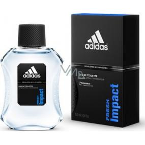 Adidas Fresh Impact toaletní voda pro muže 50 ml