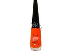 Golden Rose Nail Art zdobící lak na nehty odstín 102 7,5 ml