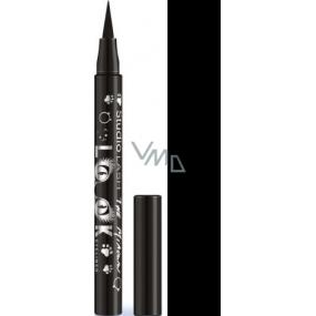 Miss Sporty Studio Lash The Miaoww Look Eyeliner oční linky 01 Black 1 ml