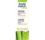 Body Natur Sensitive depilační krém tělový s Aloe Vera a arganovým olejem 100 ml