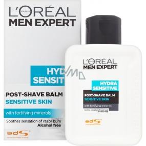 Loreal Paris Men Expert Hydra Sensitive Post-Shave Balm balzám po holení 100 ml