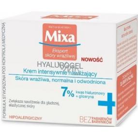 Mixa Hyalurogel Intensive Hydration intenzivní hydratační krém 50 ml