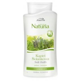 Joanna Naturia Body Herbal Jodovo-bromová solanková lázeň 500 ml