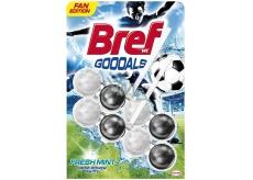 Bref Power Aktiv Goooals Fresh Mint Wc blok 2 x 50 g