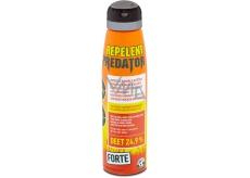 Predator Repelent Forte Deet 24,9% repelentní sprej odpuzuje komáry a klíšťata 150 ml